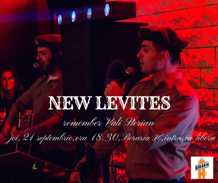 NEW LEVITES(21)