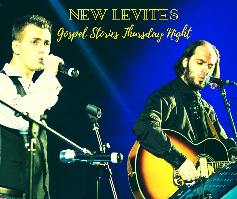NEW LEVITES(23)
