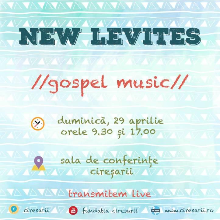new levites@ciresarii