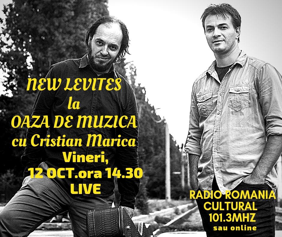 New Levites@Oaza De Muzica