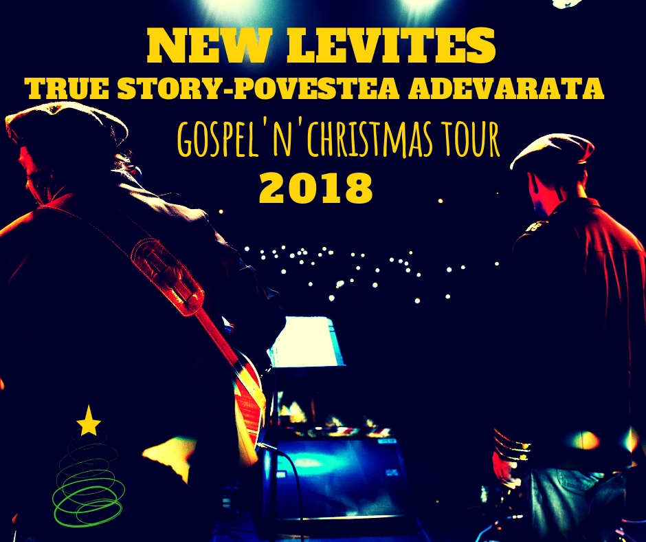 Gospel'N'Christmas Tour 2018