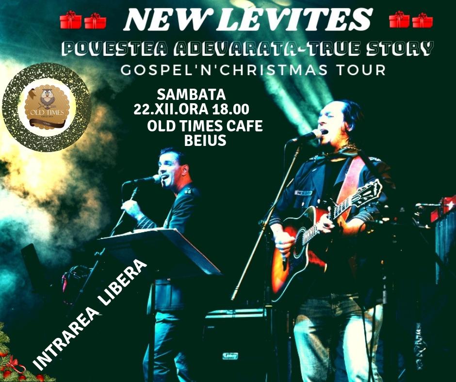 Old Times Pub-Beius Gospel'N'Christmas Tour 2018