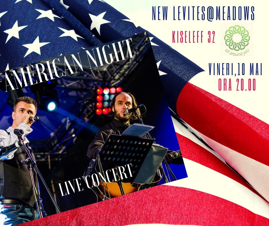 Meadows-American Night