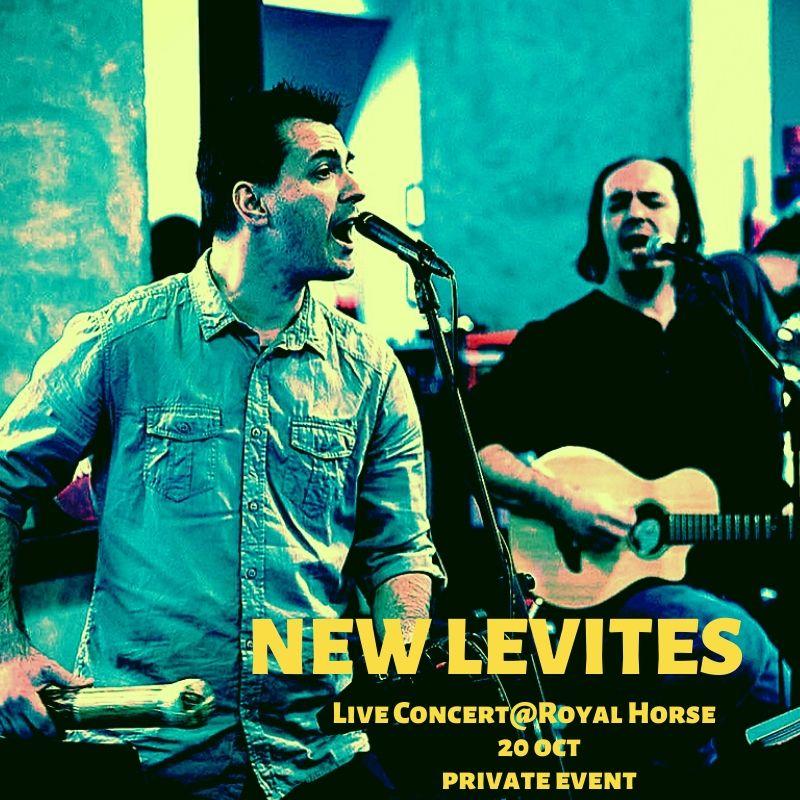 NEW LEVITES(33)